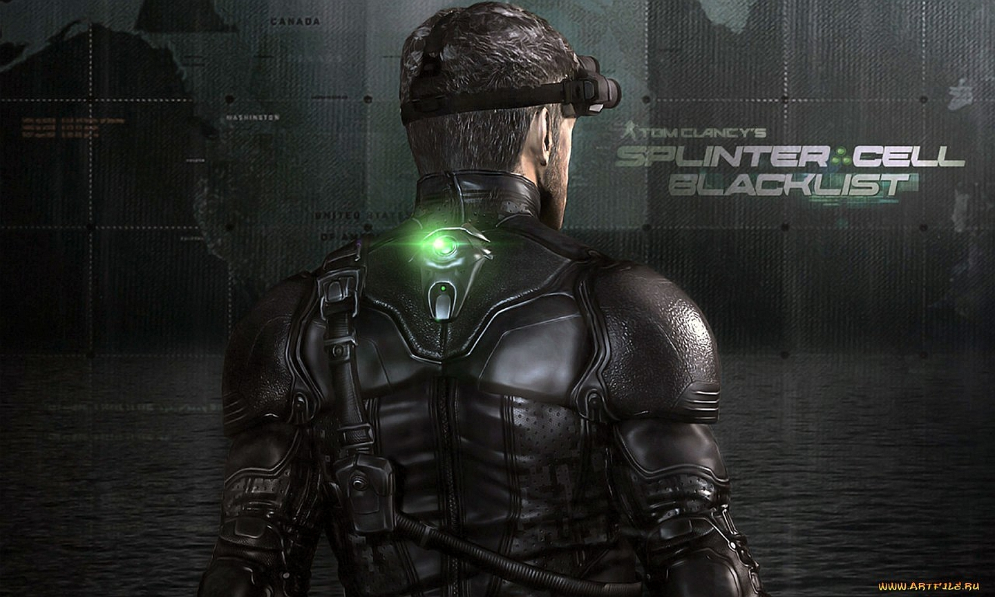 tom clancy's splinter cell: blacklist wallpaper and background image