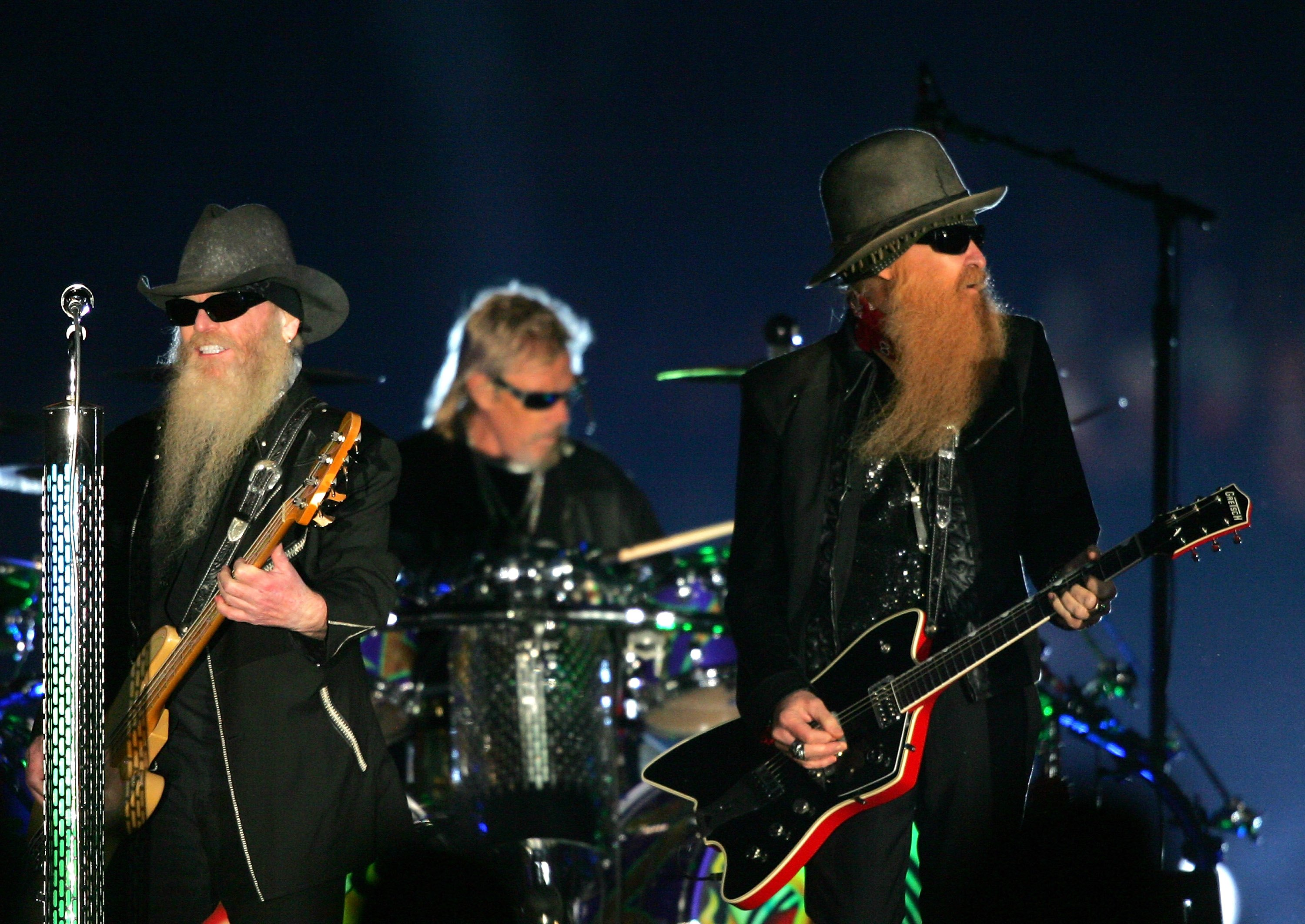 Zz Top Computer Wallpapers, Desktop Backgrounds 1920x1080 Id: 263150