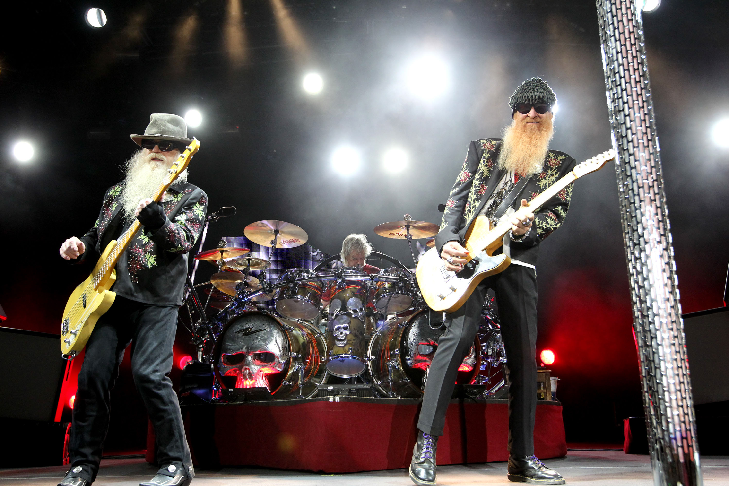 Zz top iphone wallpaper - Hd Wallpaper Background Id 406224