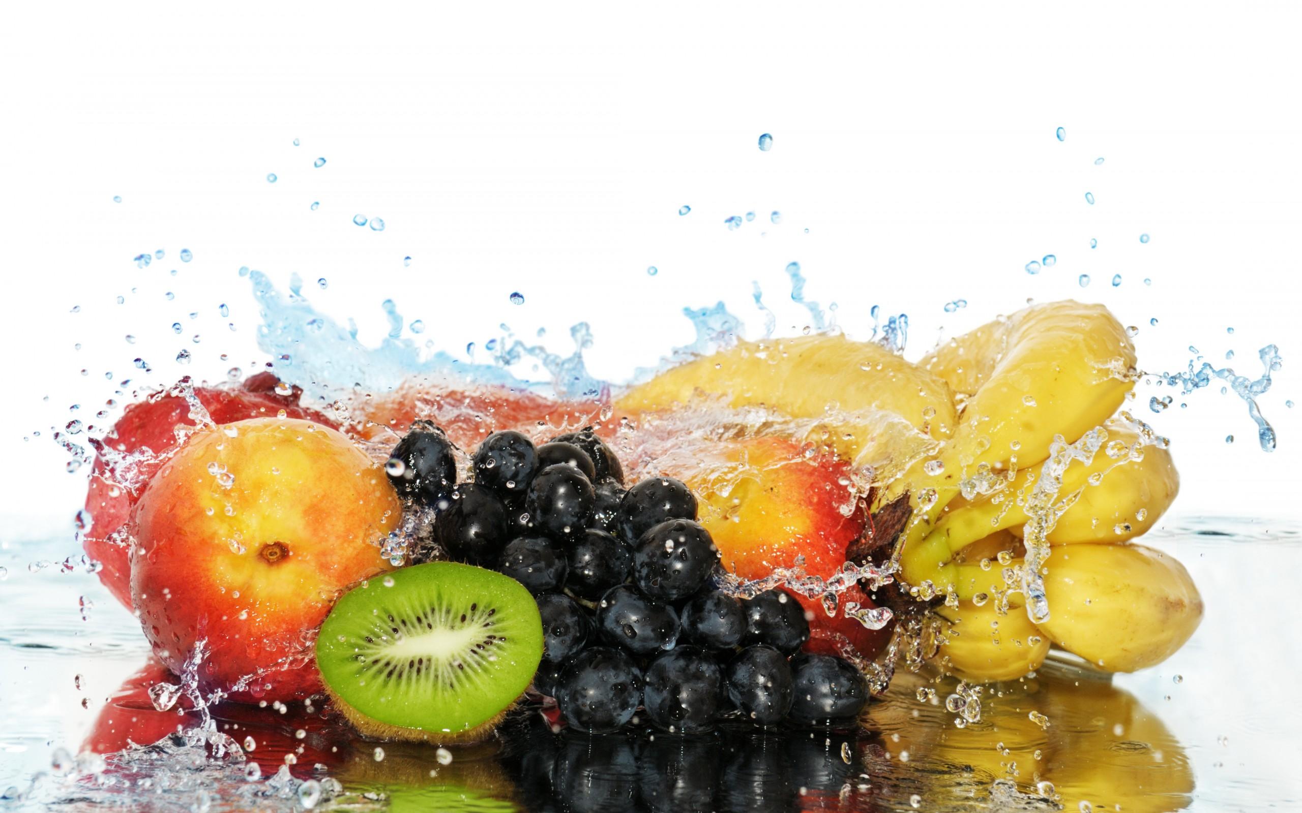 Refreshing Fruit Wallpaper