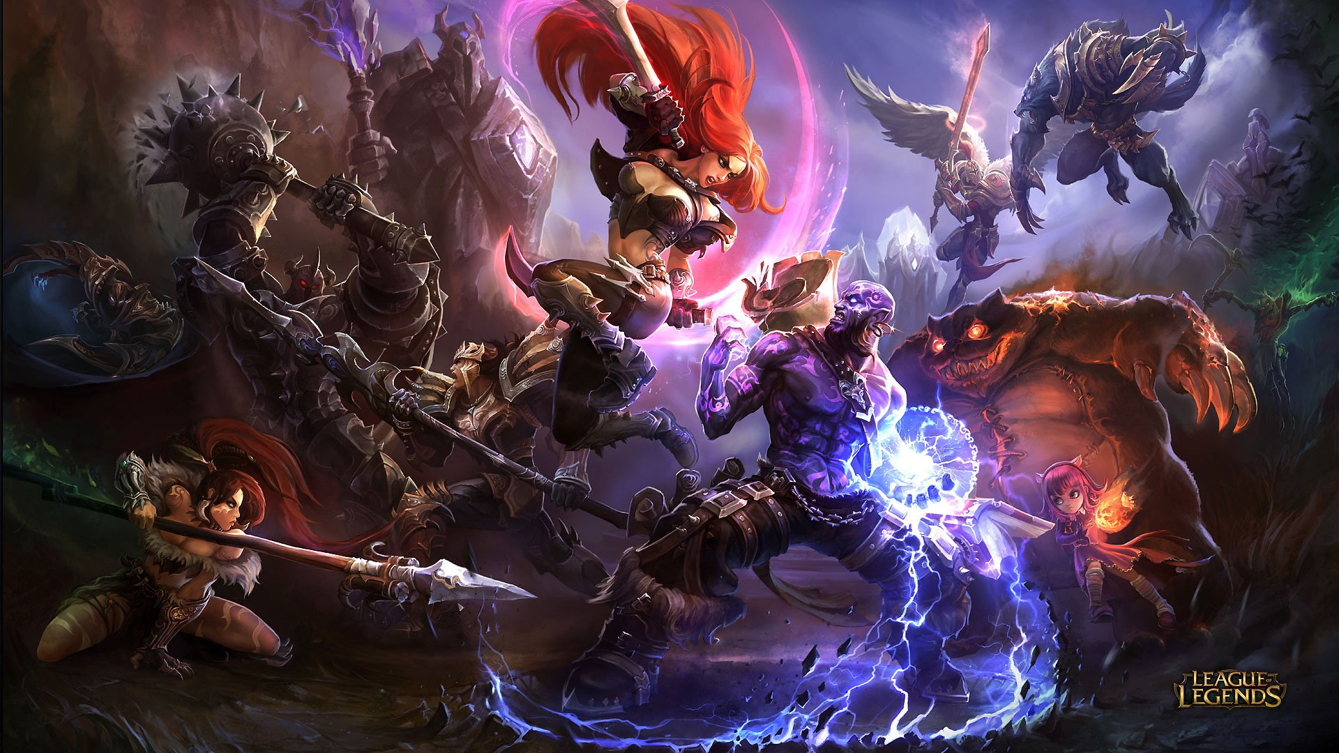 35 Warwick League Of Legends Hd Wallpapers Background Images