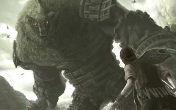 Video Game - Shadow Of The Colossus Wallpapers and Backgrounds ID : 406117