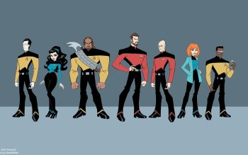 Caricatura - Star Trek: The Animated Series Wallpapers and Backgrounds ID : 406332
