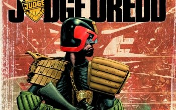 Comics - Judge Dredd Wallpapers and Backgrounds ID : 406757