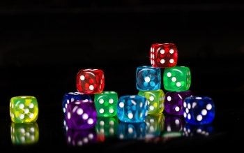 Juego - Dice Wallpapers and Backgrounds ID : 406913