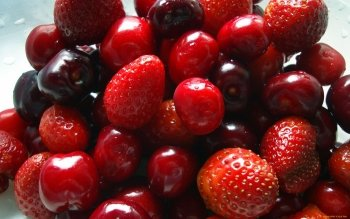 Alimento - Berry Wallpapers and Backgrounds ID : 406992