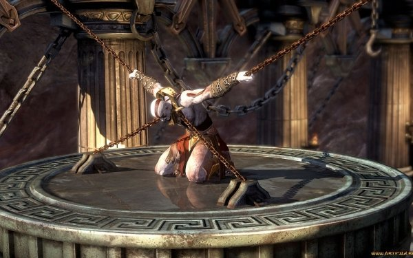 Video Game - god of war: ascension Wallpapers and Backgrounds