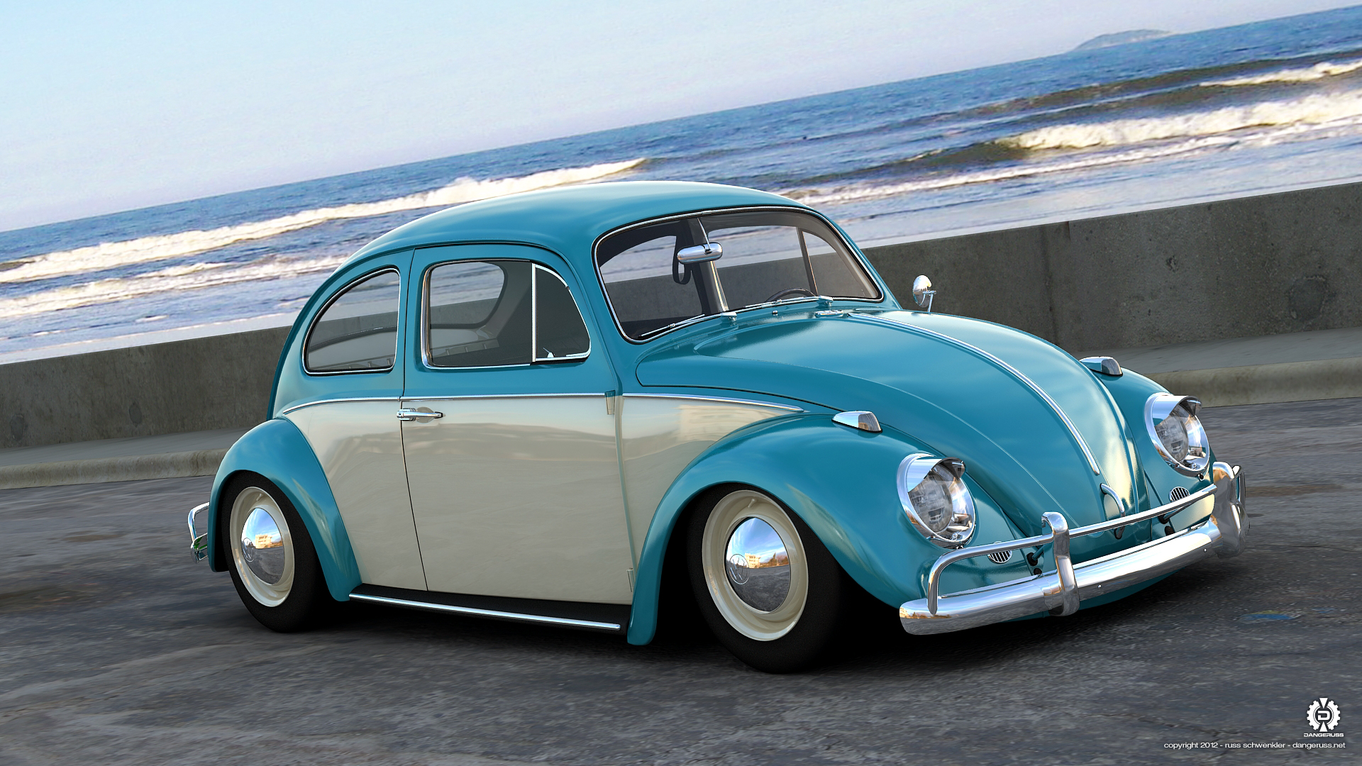 Volkswagen Beetle HD Wallpaper | Background Image | 1920x1080 | ID:407272 - Wallpaper Abyss