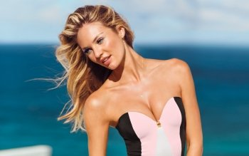 Women - Candice Swanepoel Wallpapers and Backgrounds ID : 407052