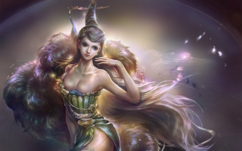 Fantasy - Women Wallpapers and Backgrounds ID : 407220