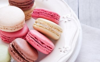 Alimento - Macaron Wallpapers and Backgrounds ID : 407586