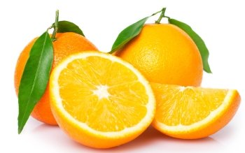Food - Orange Wallpapers and Backgrounds
