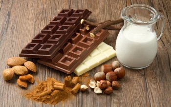 Food - Chocolate Wallpapers and Backgrounds ID : 408468