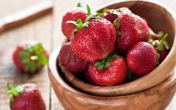 Food - Strawberry Wallpapers and Backgrounds ID : 408927