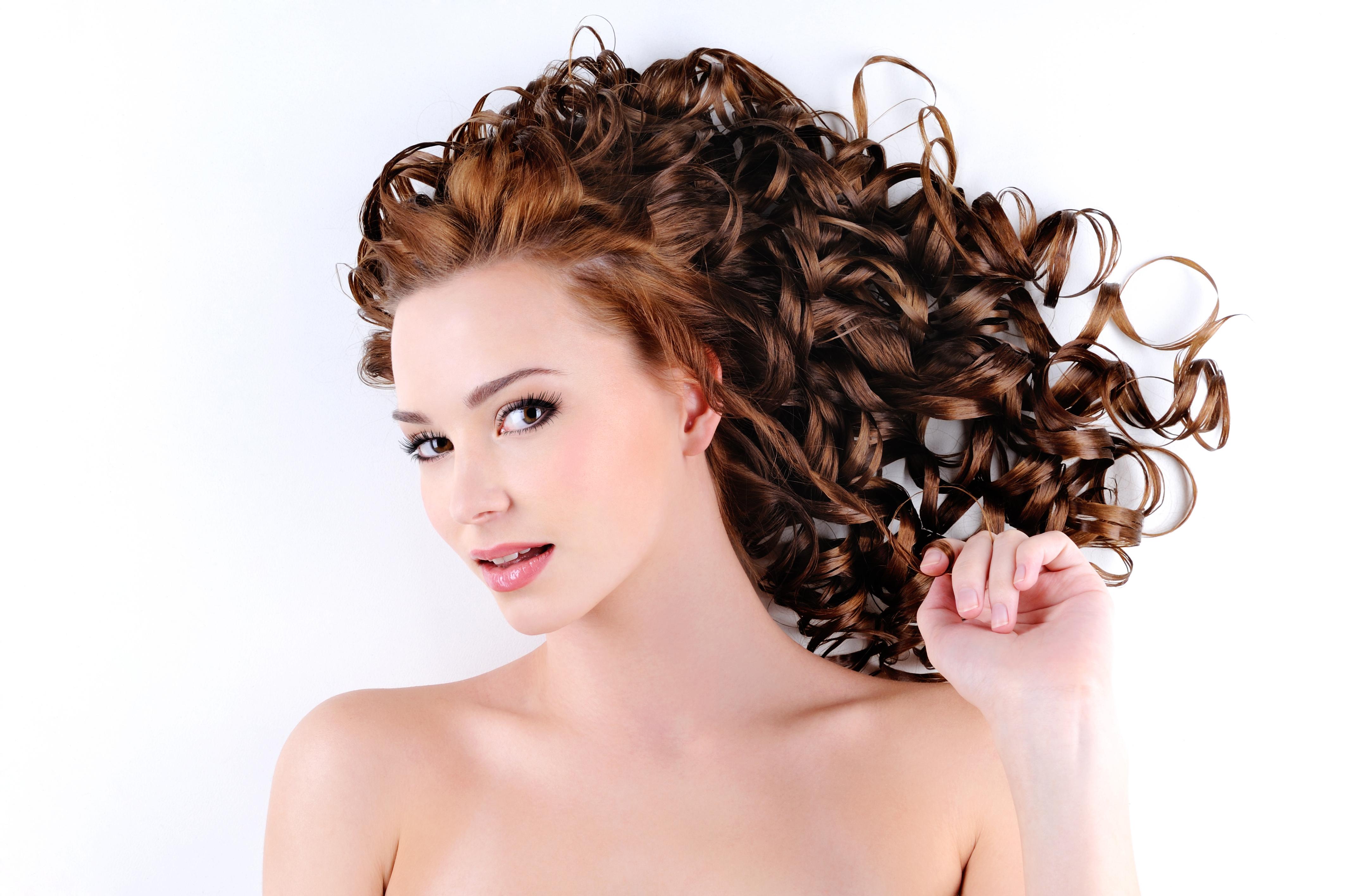 Выпадение волос кружочками после родов