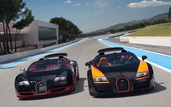 Vehicles Bugatti Veyron Bugatti Car HD Wallpaper | Background Image