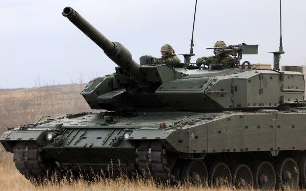 Military Tank Tanks Leopard 2 HD Wallpaper   Background Image