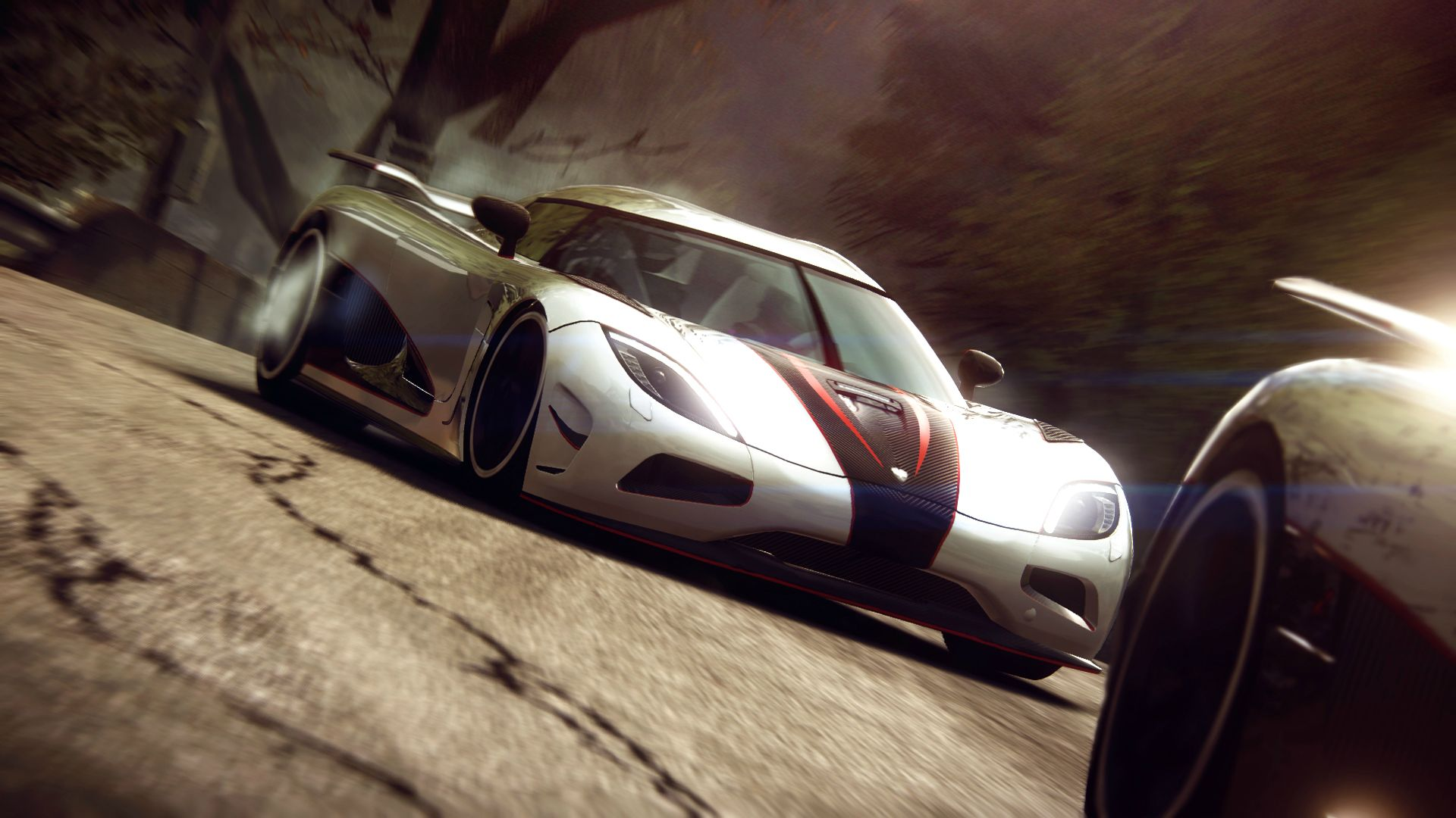 Grid 2 Game Wallpaper High Resolution Pics: Koenigsegg Agera R Full HD Wallpaper And Background Image