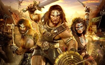Video Game - Age Of Conan Wallpapers and Backgrounds ID : 410343