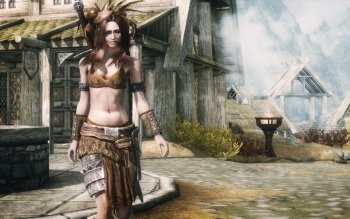 Video Game - Skyrim Wallpapers and Backgrounds ID : 410360