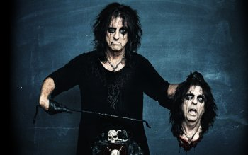 Music - Alice Cooper Wallpapers and Backgrounds ID : 410782