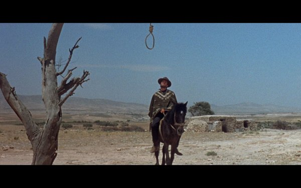Movie A Fistful of Dollars Clint Eastwood HD Wallpaper   Background Image