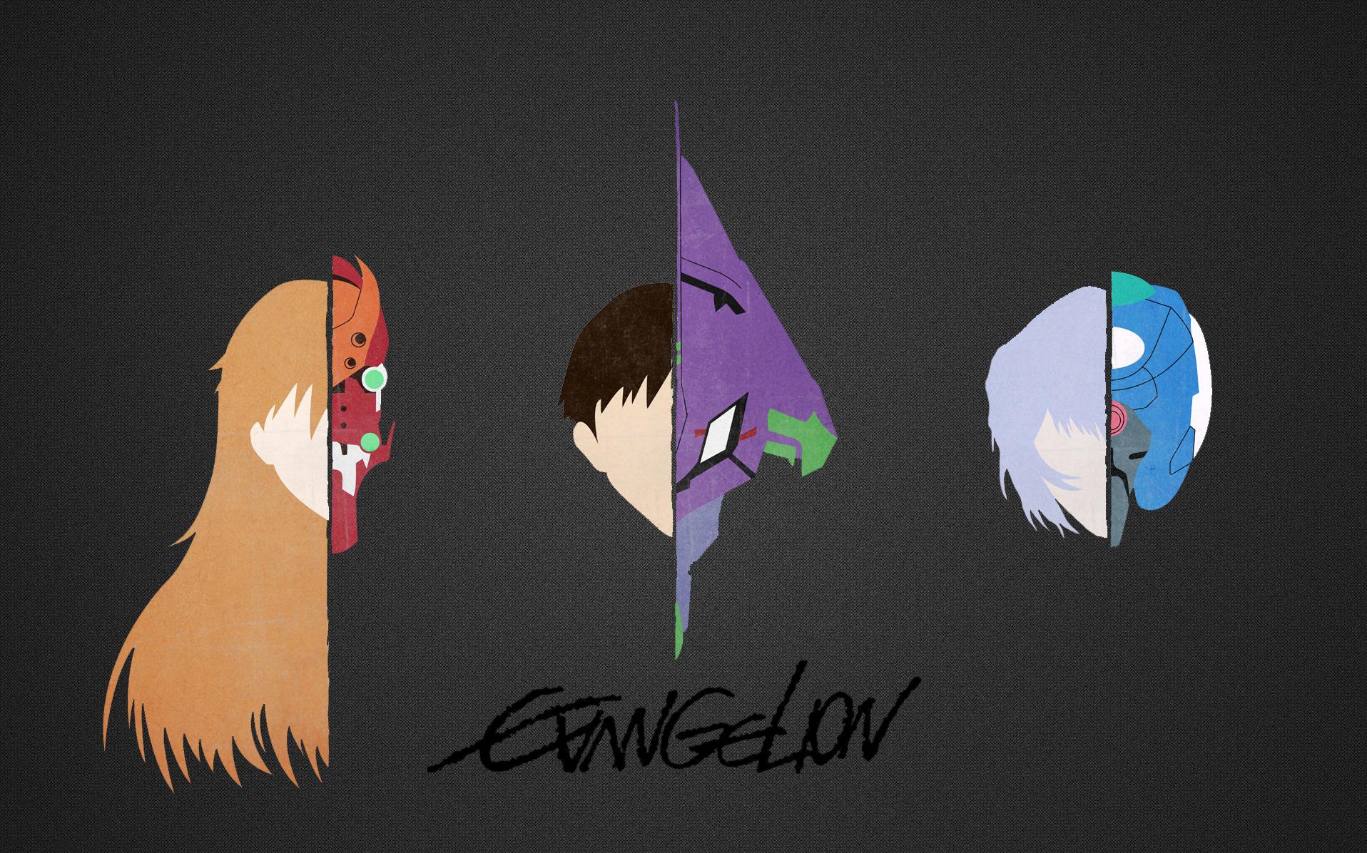 evangelion wallpaper hd anime - photo #14