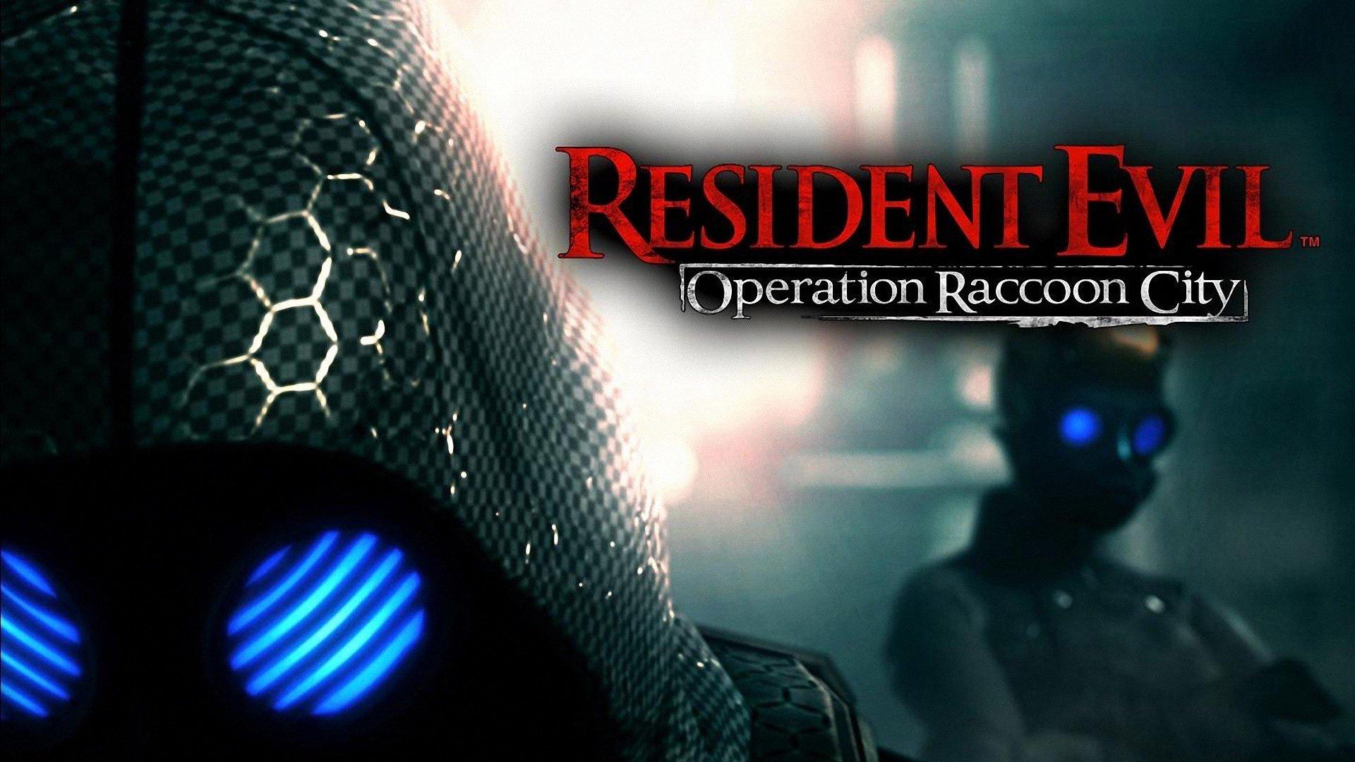 Resident Evil Operation Raccoon City Fond Décran Hd Arrière Plan