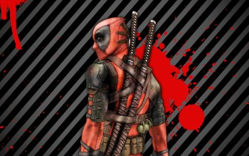 Serier - Deadpool Wallpapers and Backgrounds ID : 411169