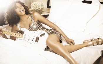 Musik - Whitney Houston Wallpapers and Backgrounds ID : 411515