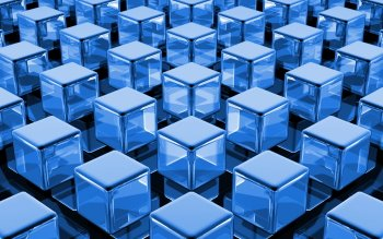 CGI - Cubes Wallpapers and Backgrounds ID : 411517