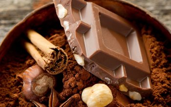 Alimento - Chocolate Wallpapers and Backgrounds ID : 411543