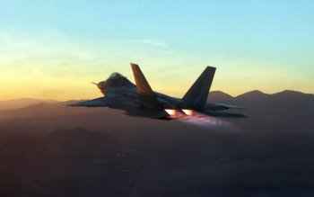 Military - Lockheed Martin F-22 Raptor Wallpapers and Backgrounds ID : 411627