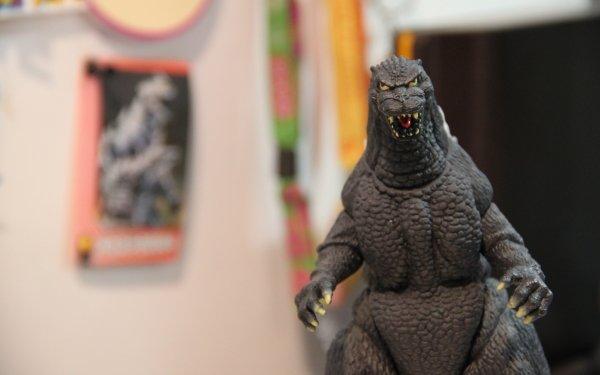 Fantaisie Godzilla Fond d'écran HD   Arrière-Plan