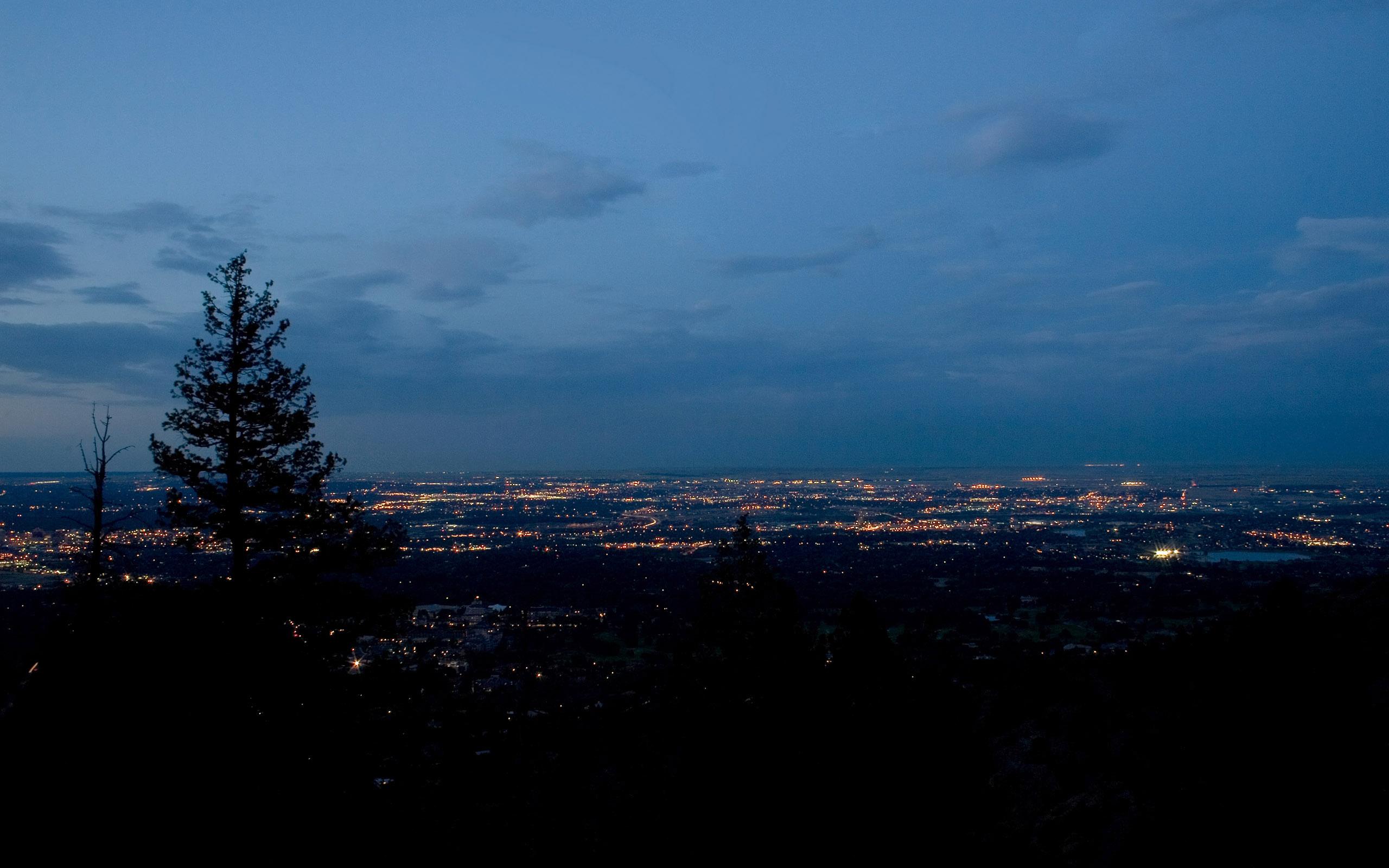 city night sky background -#main