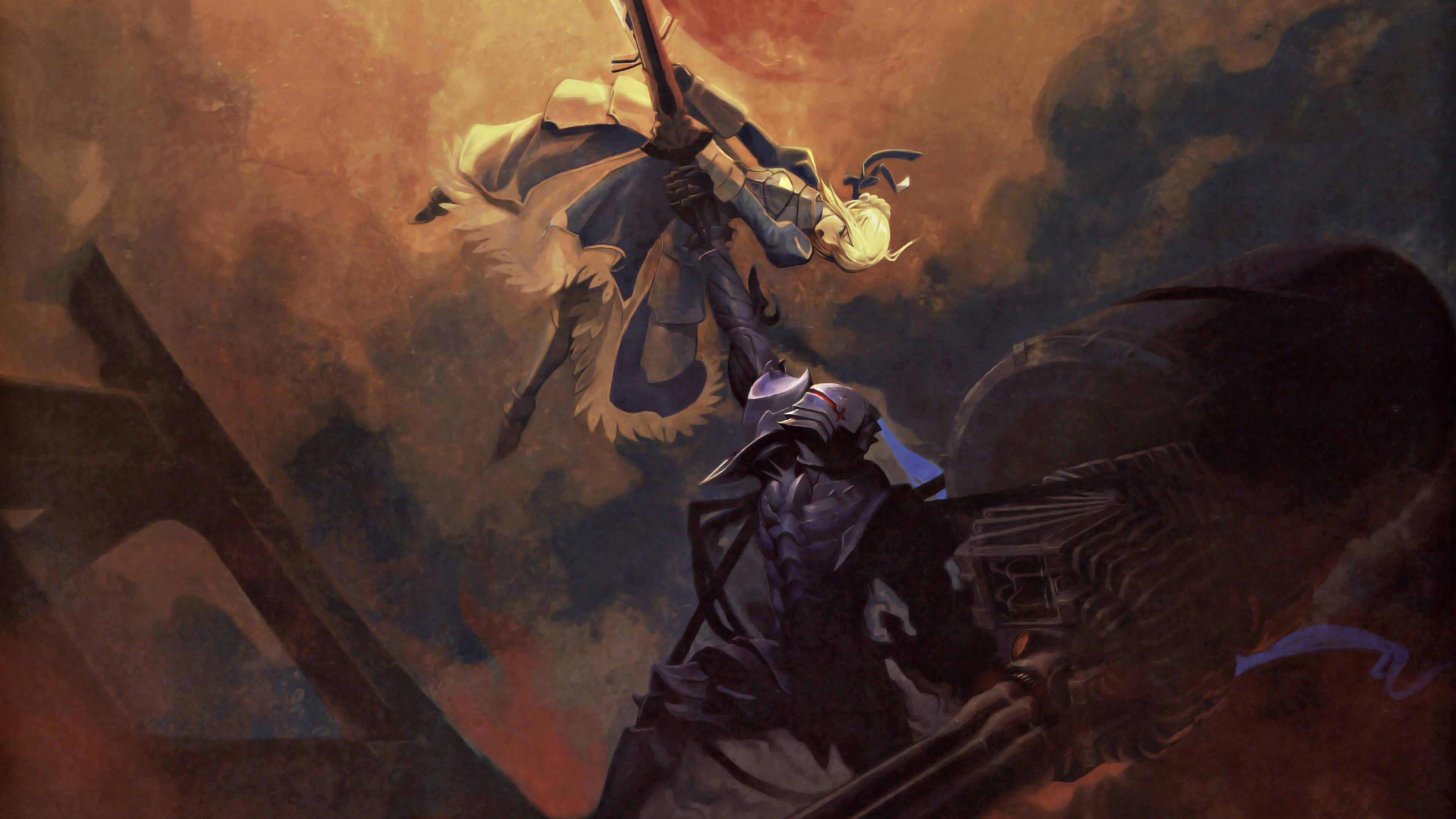 44 Berserker Fate Zero Hd Wallpapers Background Images