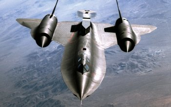 Militär - Lockheed SR-71 Blackbird Wallpapers and Backgrounds ID : 412416