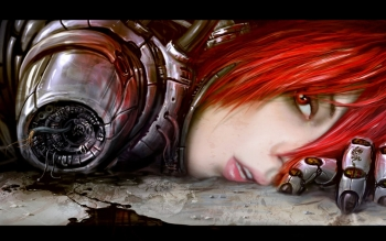 Sci Fi - Cyborg Wallpapers and Backgrounds ID : 413425