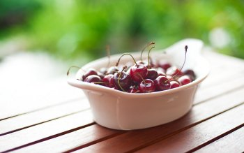 Alimento - Cherry Wallpapers and Backgrounds ID : 413430