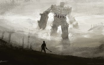 Video Game - Shadow Of The Colossus Wallpapers and Backgrounds ID : 413860