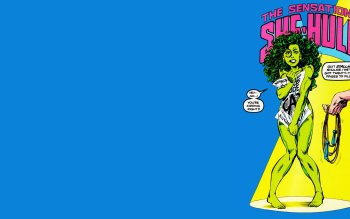Comics - The Sensational She-hulk Wallpapers and Backgrounds ID : 413946
