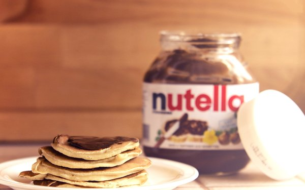 Food Nutella HD Wallpaper   Background Image