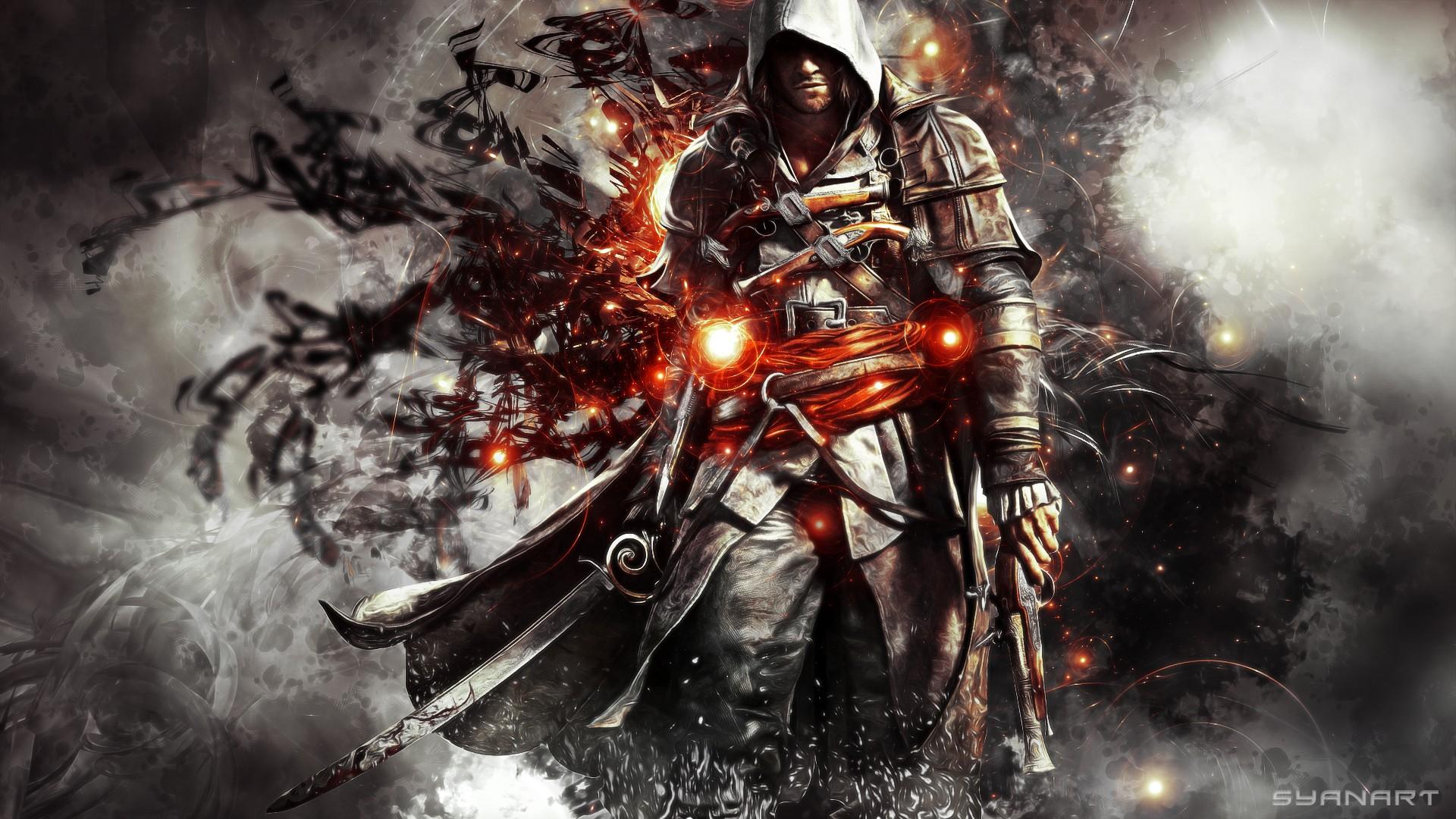 Assassins Creed Iv Black Flag Hd Wallpaper Background