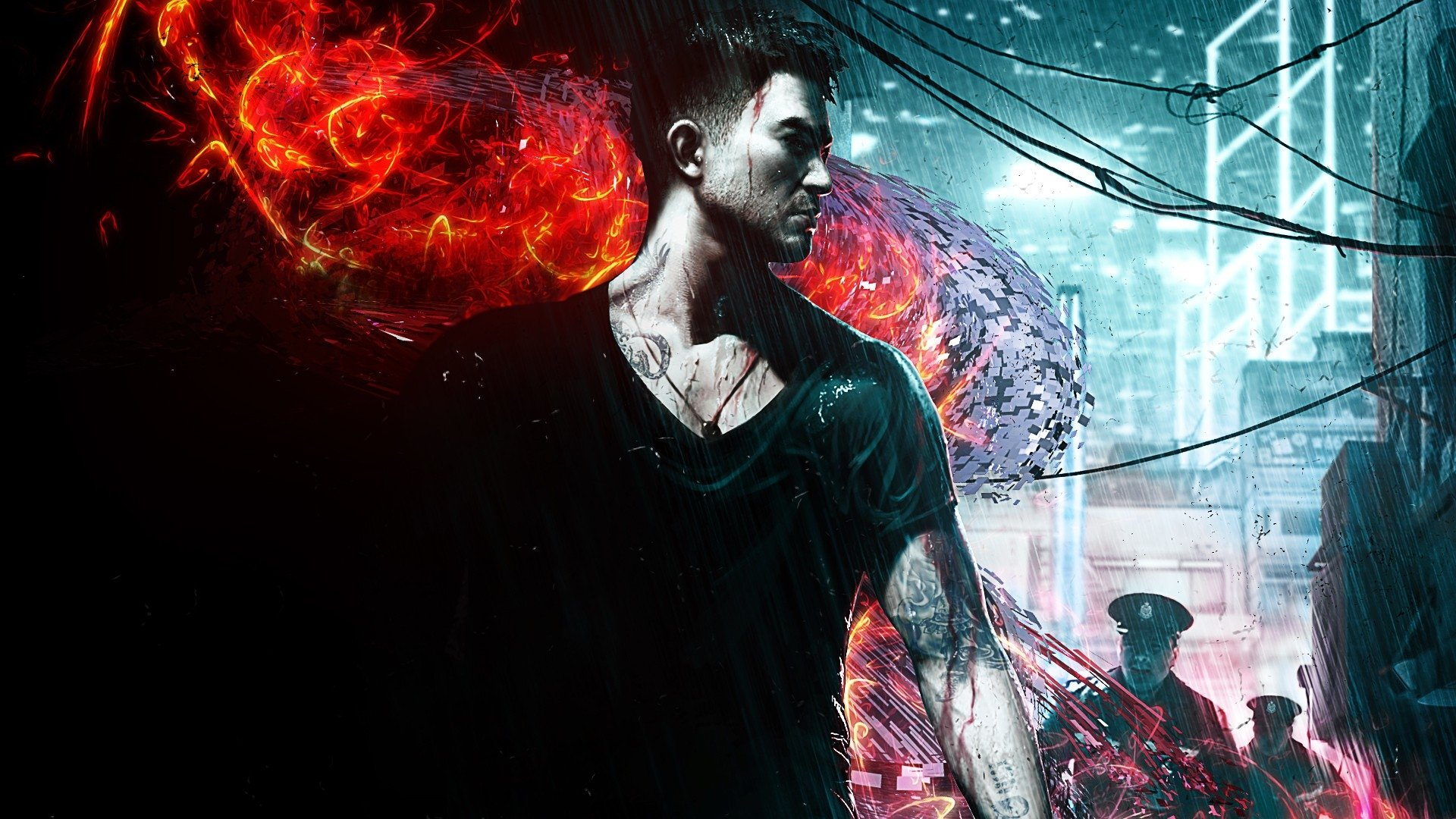 16 Sleeping Dogs HD Wallpapers