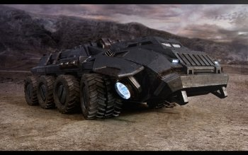Sci Fi - Vehicle Wallpapers and Backgrounds ID : 414314