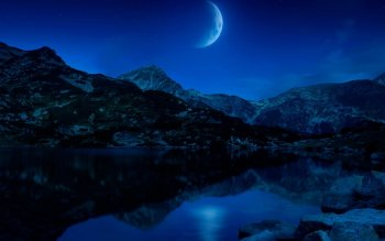 Earth - Moon Wallpapers and Backgrounds ID : 414549