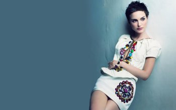 Celebrity - Natalie Portman Wallpapers and Backgrounds ID : 414791