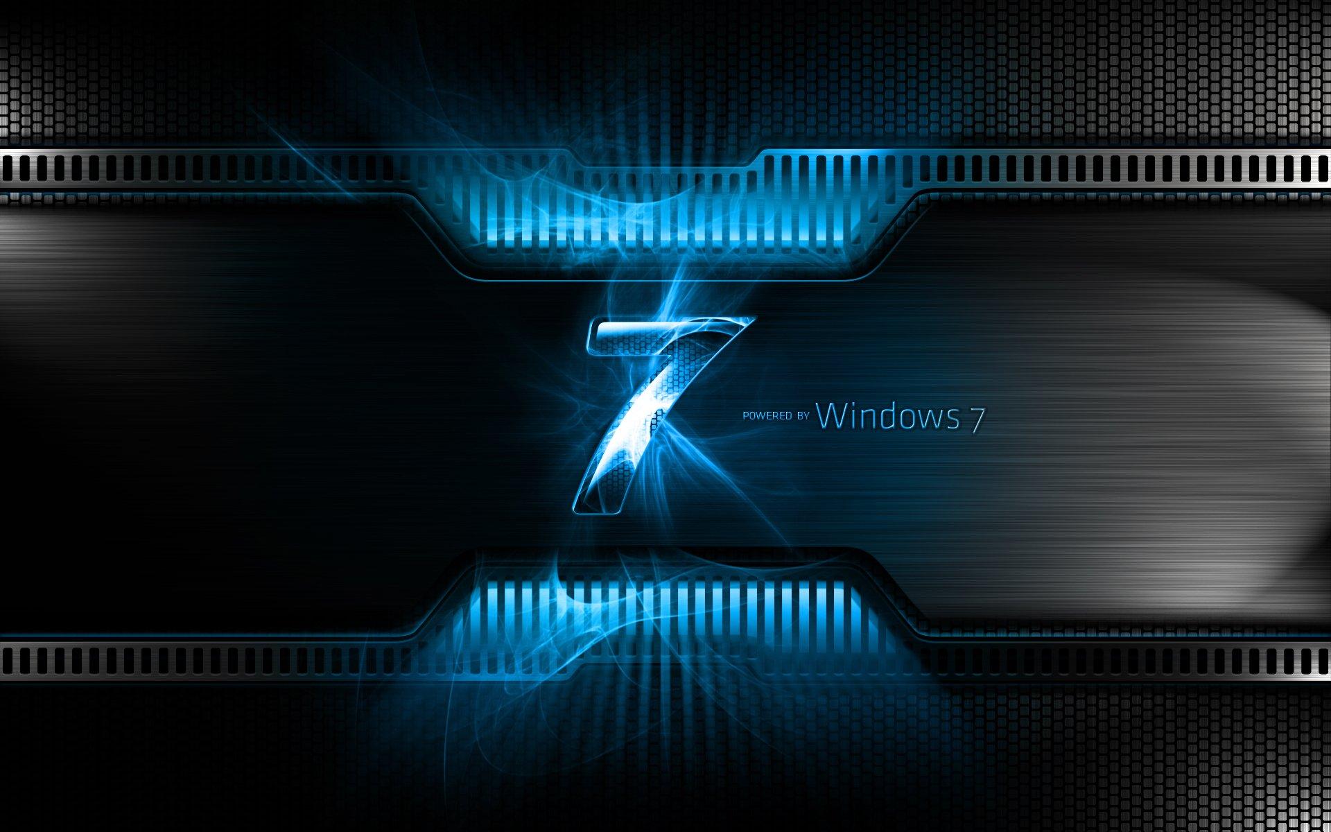 Technology - Windows 7  Wallpaper