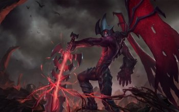 Gry Wideo - League Of Legends Wallpapers and Backgrounds ID : 415429