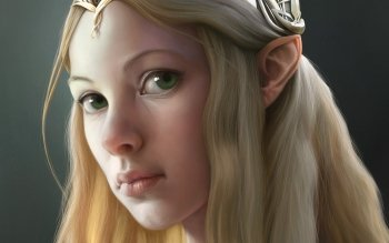 Fantasie - Elf Wallpapers and Backgrounds